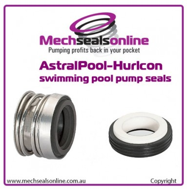 AstralPool 75508 Mechanical Seal