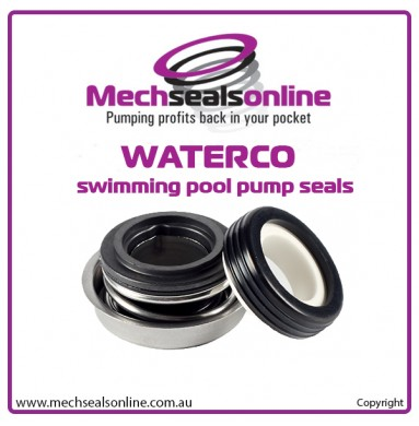 6340162 Mechanical Seal (Bulk Pack)